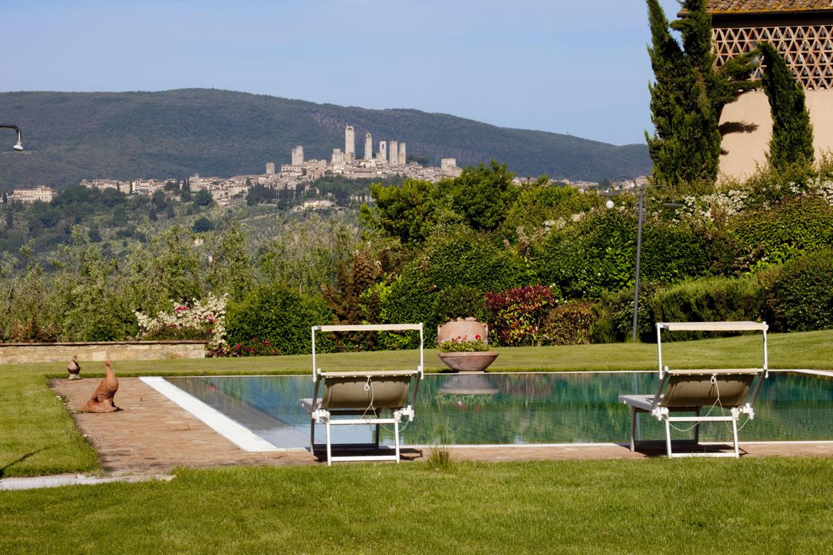 Affitto villa con piscina toscana casa vacanze con piscina - B b toscana con piscina ...